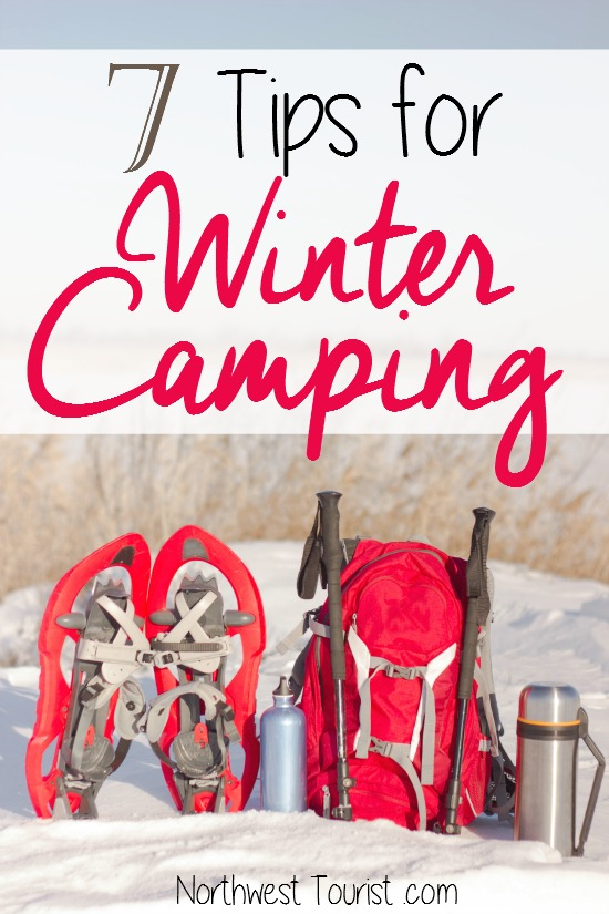 Winter Camping Tips for the pacific northwest and any area that you want to experience the great outdoors! Tips for staying warm, dry and hydrated.