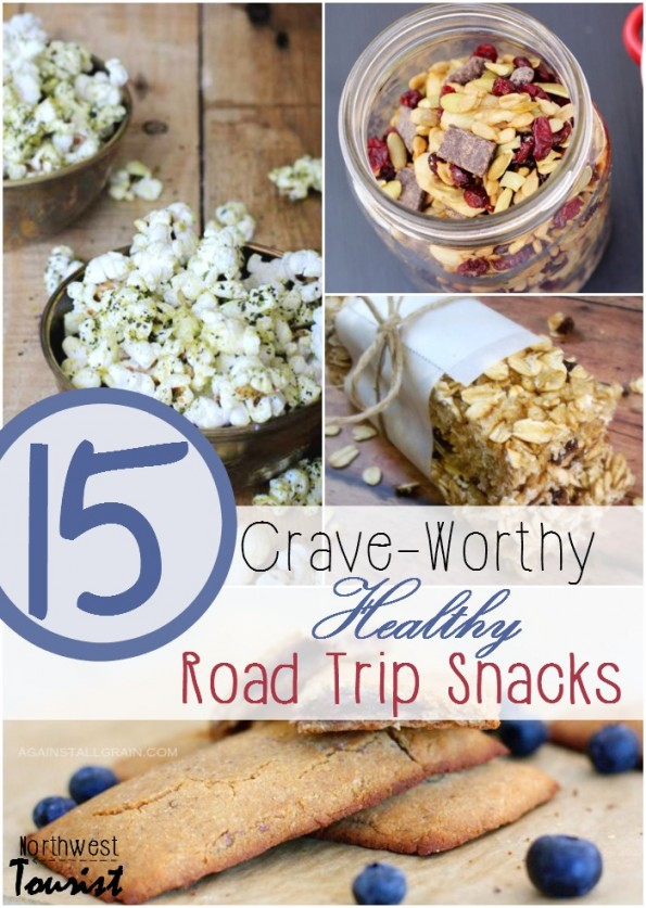 15 Healthy Roadtrip Snacks