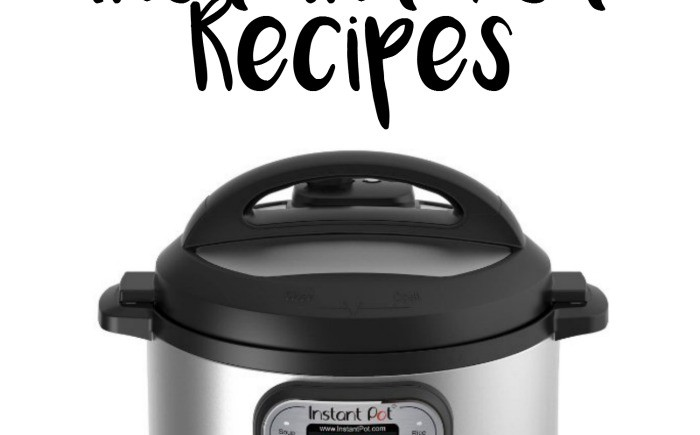 20 Quick and Easy Instant Pot Recipes- The instant pot is the best way to cook in an RV or a hotel! Take this on the go and make these Instant Pot Recipes!
