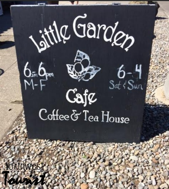 Little garden cafe spokane washington