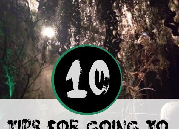 10 Tips for Going to Scarywood- Heading to north Idaho's Scarywood for some spooky fun? Check out these 10 tips before you go, plus, how to get discounts!