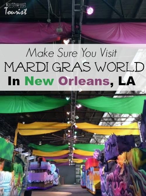 Mardi Gras World in New Orleans- If you are looking for a truly unique cultural experience for the whole family, check out Mardi Gras World in New Orleans!