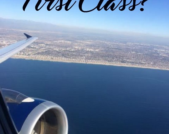 Is First Class Worth It? - Have you always been curious about if it is really worth the extra money to fly first class? Find out if I felt it was worth it.