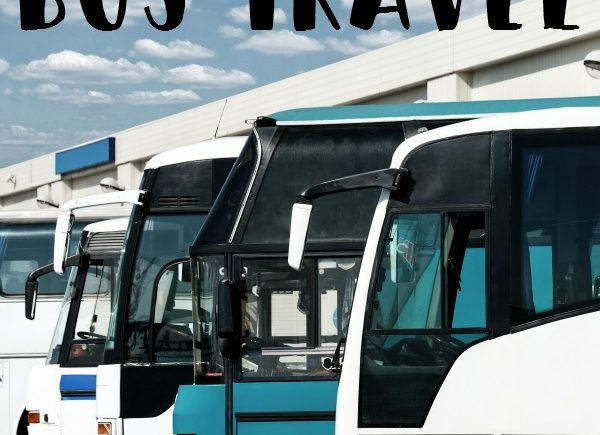 How to Save Money on Bus Travel- Traveling by bus can be a super economical way to get around if you have the time. Here's our tips for saving money on bus fares.