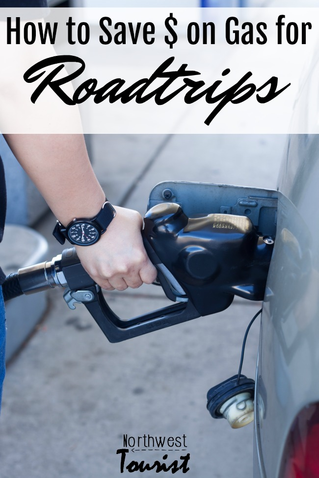How to Save Money on Gas for Road Trips- Don't spend a ton of money on day trips or weekend get-aways! Here's some smart tips for saving Money on Gas.